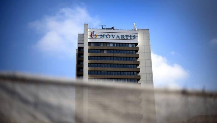 Novartis κτιριο