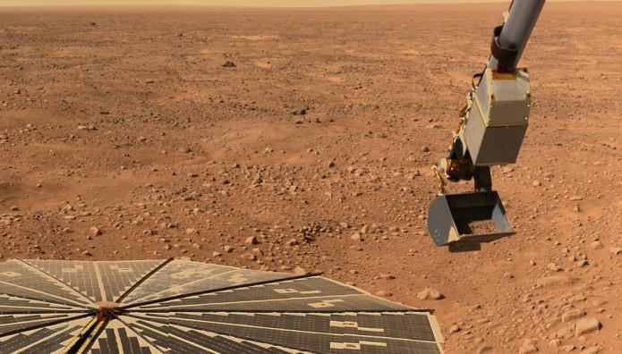 Mars Rover στον Άρη