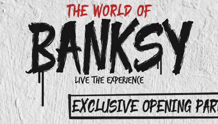 banksy εκθεση