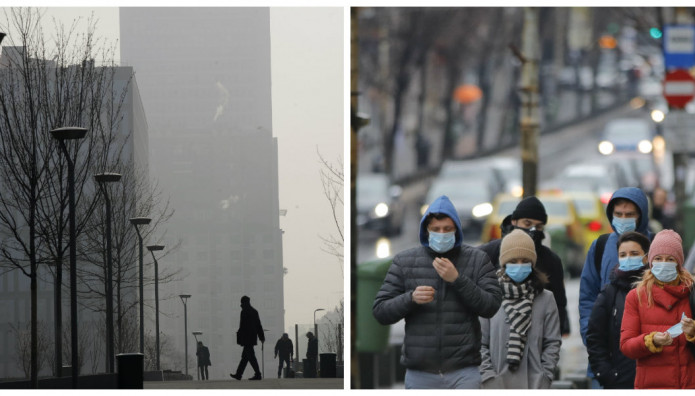 ατμοσφαιρικη ρυπανση