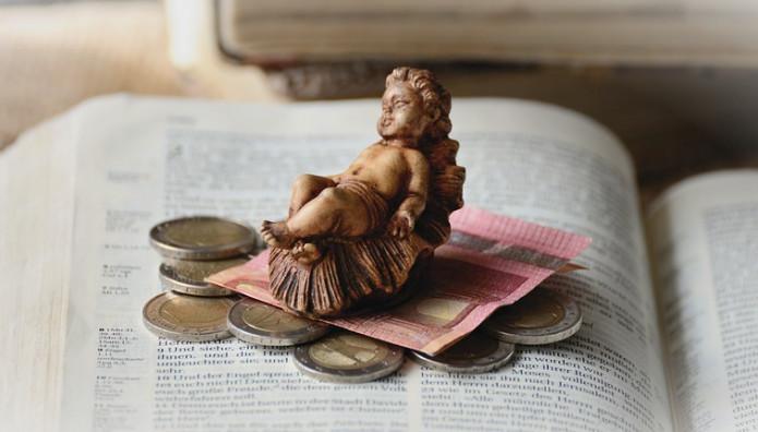 Χρήματα και βιβλίο