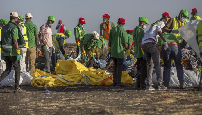 αεροπορική τραγωδία Ethiopian Airlines