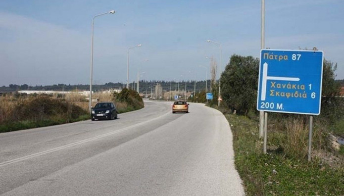 Aυτοκινητόδρομος Πάτρα - Πύργος
