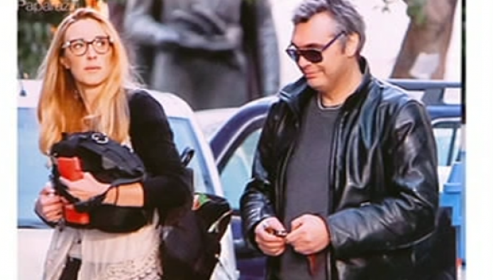 Άλκις Κούρκουλος: Βόλτα με τη νέα του σύντροφο (pic)