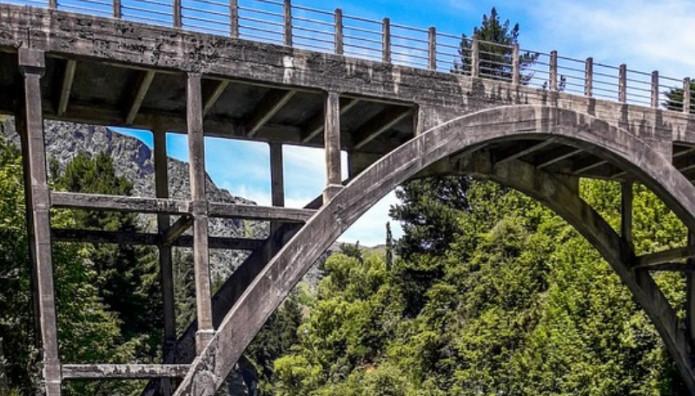 Γέφυρα στη Νέα Ζηλανδία