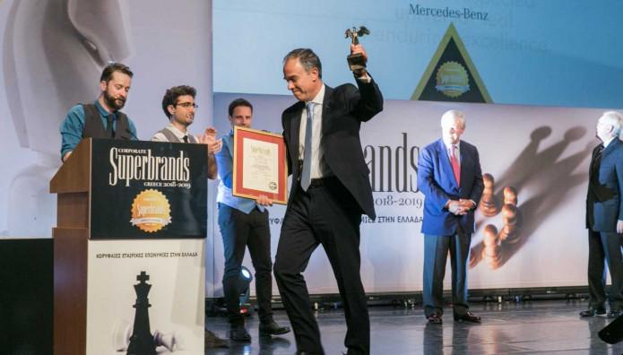 Mercedes βραβείο Καλλίγερος
