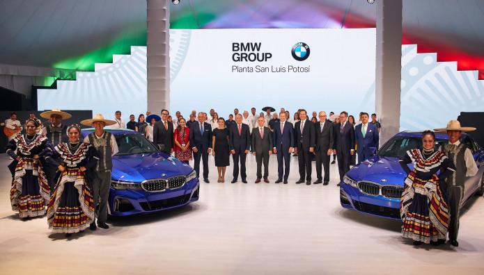 BMW εργοστάσιο Μεξικό