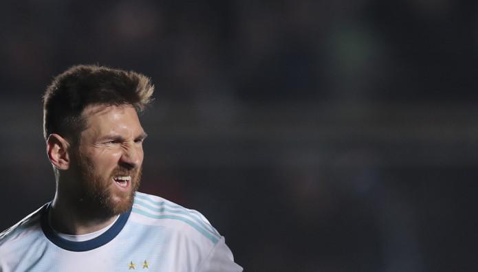 Messi και Aguero