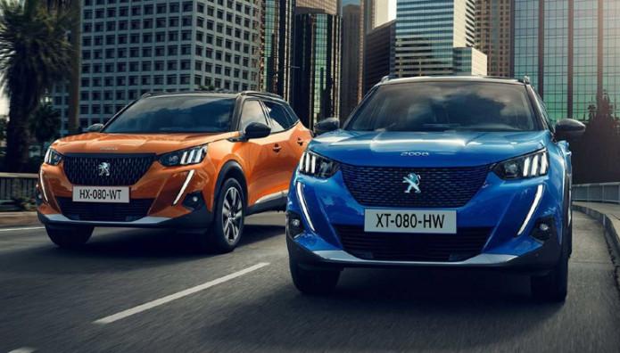 Νέο Peugeot 2008
