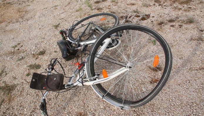 ποδήλατο τροχαίο