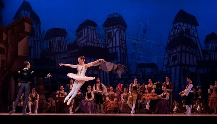 Σκηνή από μπαλέτο