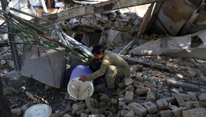 Αφγανιστάν έκρηξη βόμβας