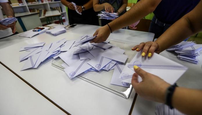 Καταμέτρηση ψηφοδελτίων