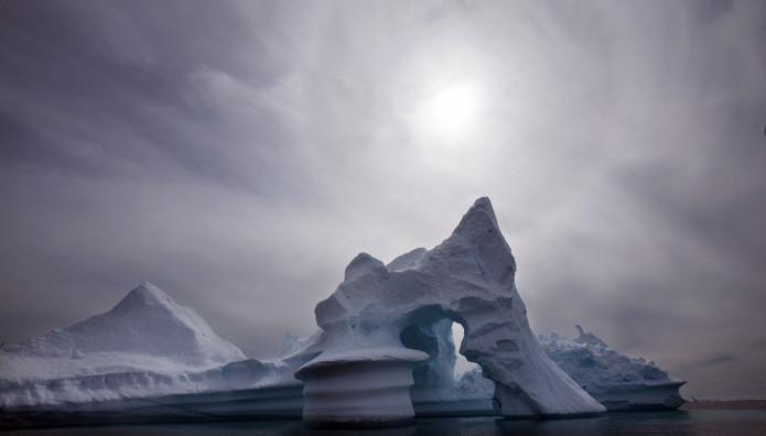 Η κλιματική αλλαγή λιώνει τους πάγους στο Βόρειο Πόλο