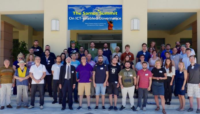 To Samos Summit 2019