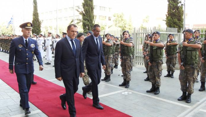 Νίκος Παναγιωτόπουλος Κύπρος