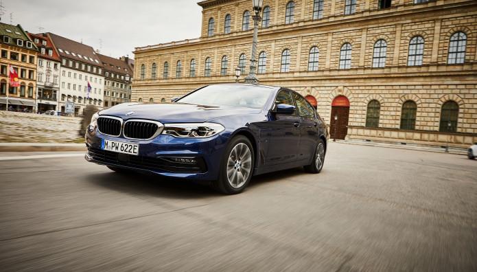 BMW 530e Sedan Τεχνολογία Κυψέλες Καυσίμου