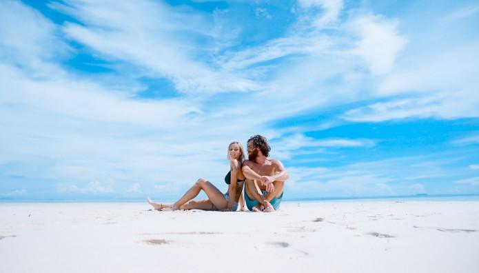 διακοπές παραλία