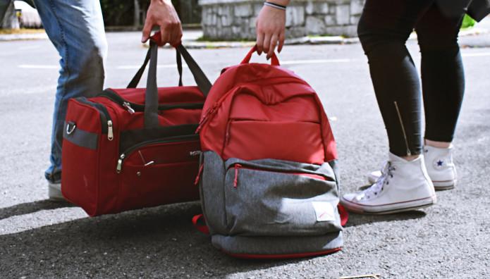 σχολική τσάντα βάρος