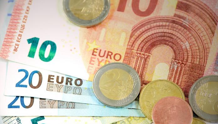 Χαρτονομίσματα και κέρματα του ευρώ