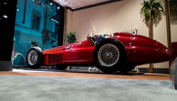 Alfa Romeo Τετράφυλλο Τριφύλλι  Γλάρος Σύμβολα