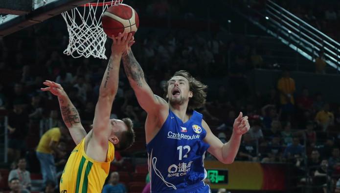Τσεχία εναντίον Βραζιλίας στο Μουντομπάσκετ