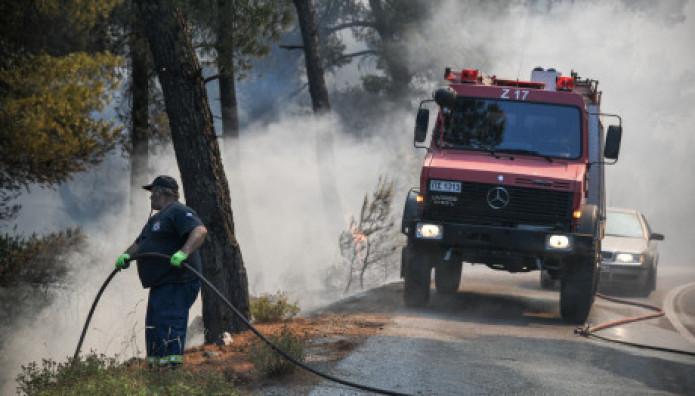 Πυροσβεστικό όχημα