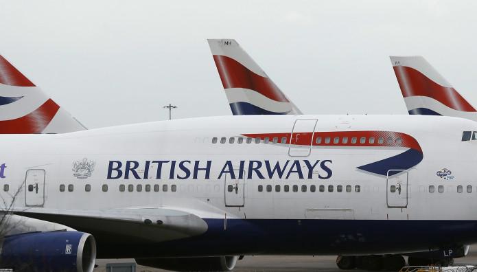 Αεροπλάνο της British Airways