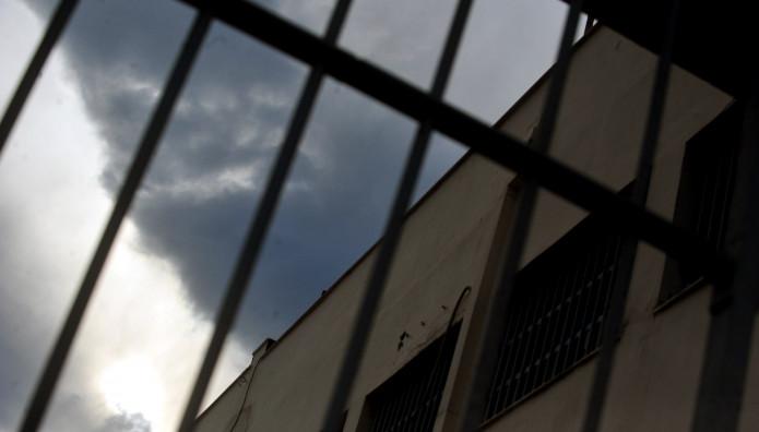 Κελί φυλακής  - κάγκελα
