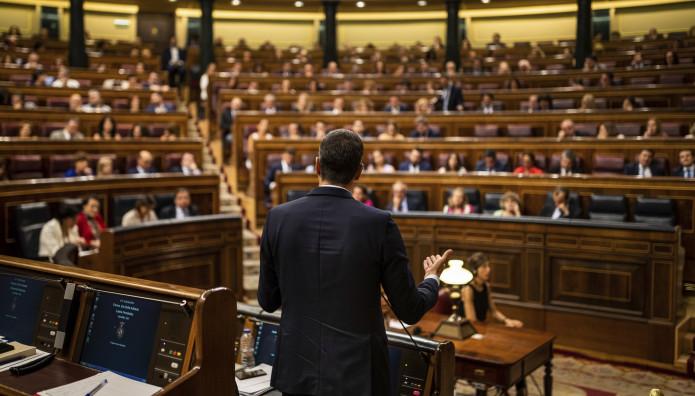 Βουλή στην Ισπανία