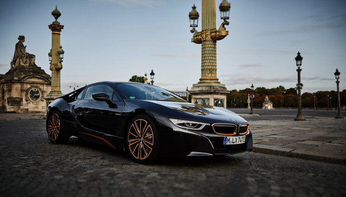 BMW i8 Ultimate Sophisto Edition