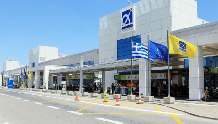"""αεροδρόμιο """"Ελ. Βενιζέλος"""""""
