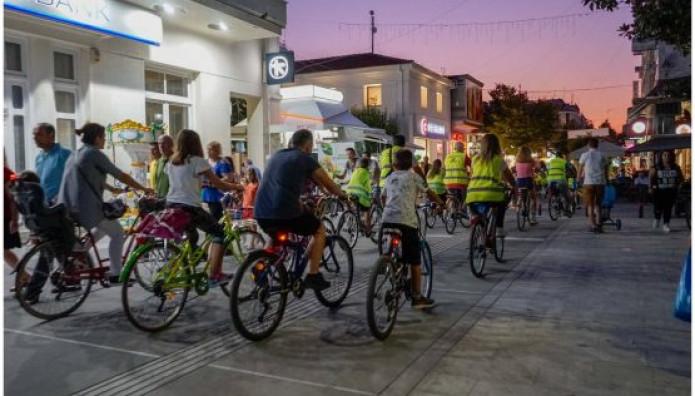 ποδήλατα στην Καρδίτσα