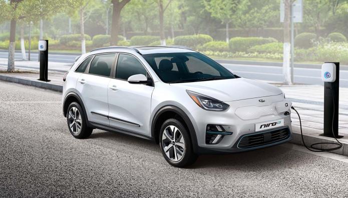 Kia Hyundai IONITY Ηλεκτρικά Αυτοκίνητα