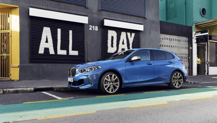 Νέα BMW Σειρά 1Ελλάδα