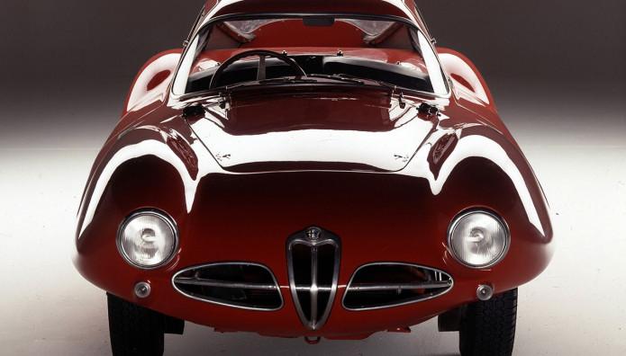 Alfa Romeo έκθεση  Museo Storico Alfa Romeo - La Macchina del Tempo Arese