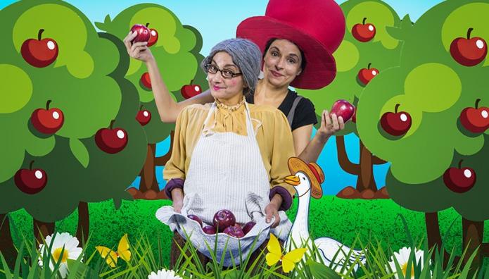 Θεατρικές Παραστάσεις Για Παιδιά