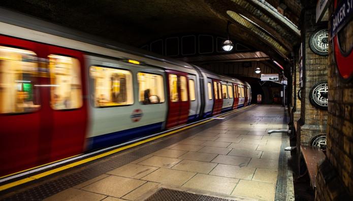 μετρό Λονδίνο