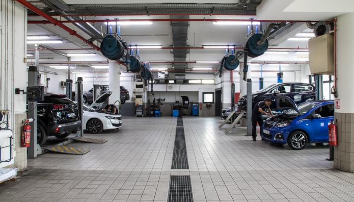 Peugeot Autoone service