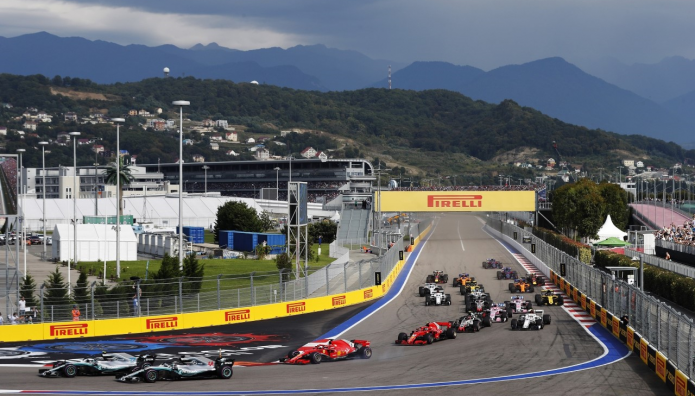 Pirelli Ρωσικό Grand PrixSochi