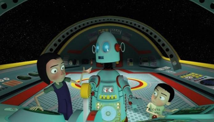 Ψηφιακή παράσταση για παιδιά στο Πλανητάριο