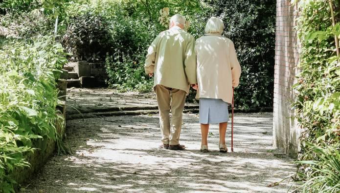 ηλικιωμένοι