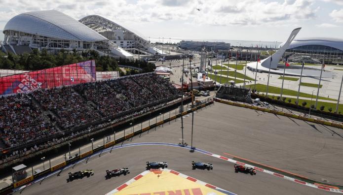 ΡωσικόGrand PrixMercedes, Lewis Hamilton Pirelli