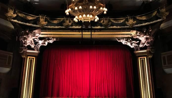 θεατρική σκηνή