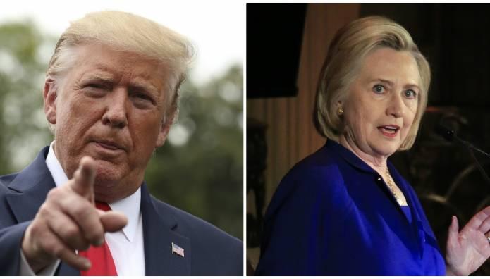 Τραμπ και Χίλαρι