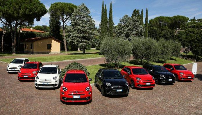 Fiat Chrysler AutomobilesΕκδηλώσεις Matera (Ιταλία).
