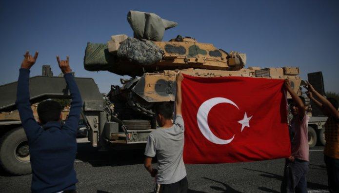 Τουρκική εισβολή στη Συρία: Η Γερμανία απαγορεύει την πώληση όπλων