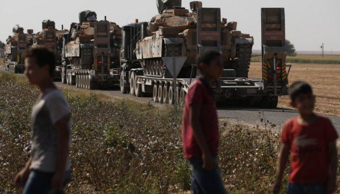 Συρία: Η Γαλλία Σταματά Τις Εξαγωγές Οπλων Στην Τουρκία