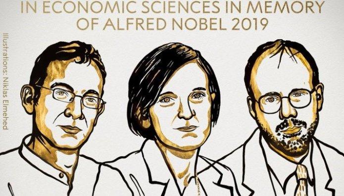 Οι τρεις νικητές του Νόμπελ Οικονομίας