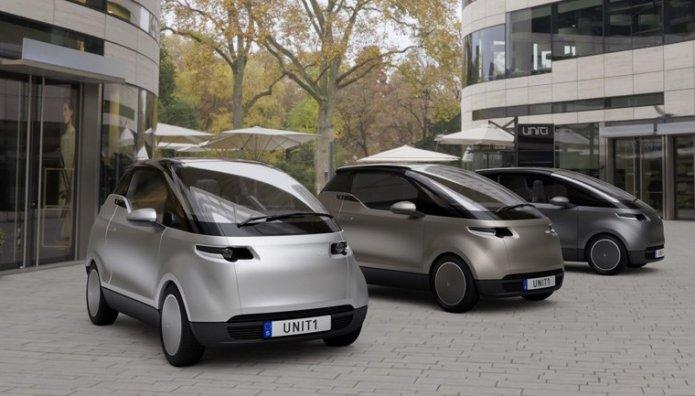 Ηλεκτρικό Αυτοκίνητο Σουηδικής Εταιρείας Uniti